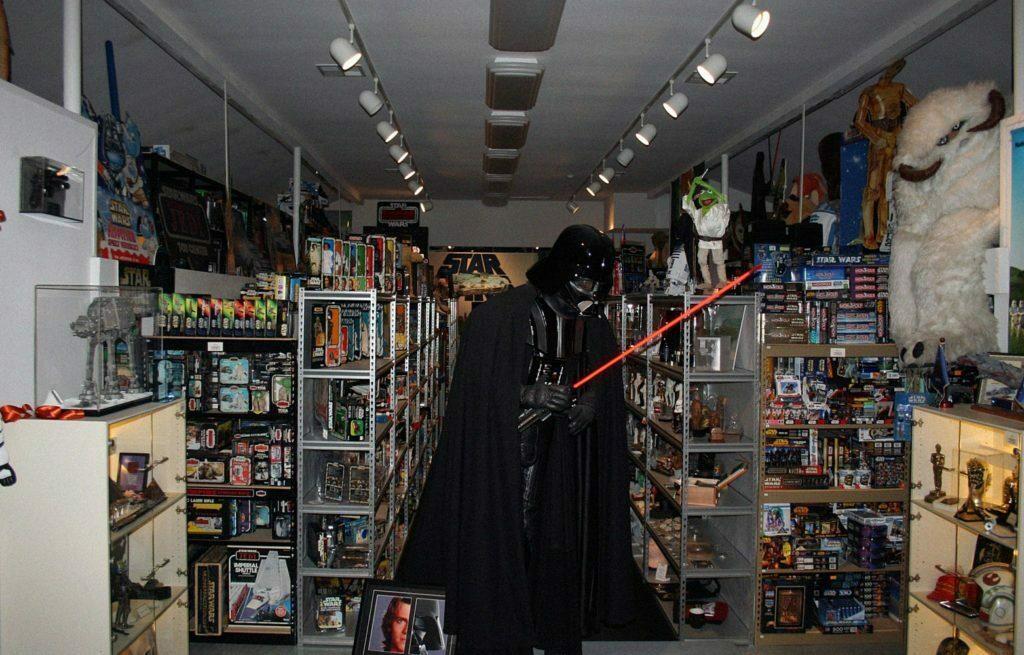 Enorme colección de Star Wars
